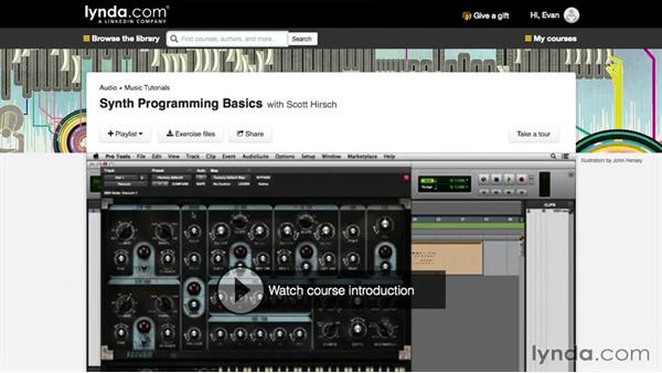 What you should know before watching this course: Advanced Instruments and Effects In REAKTOR