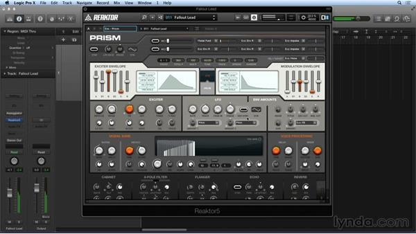 Introduction to physical modeling in PRISM: Advanced Instruments and Effects In REAKTOR