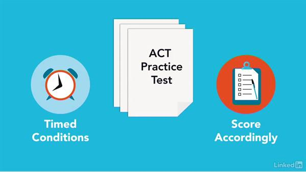 Establishing a baseline ACT score and setting your goals: Test Prep: ACT