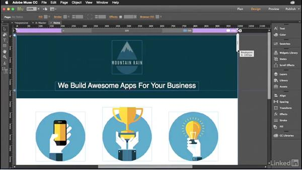 Welcome: Muse: 2015 Creative Cloud Updates