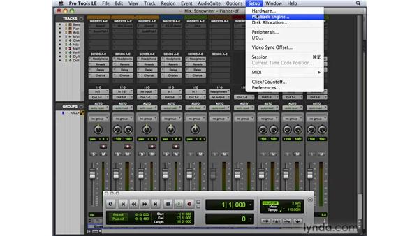 Checking out some Pro Tools 8 general enhancements: Pro Tools 8 New Features