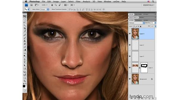 : Photoshop CS4 Portrait Retouching Essential Training