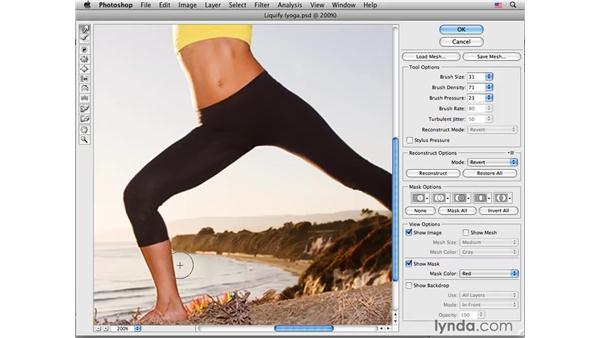 Yoga project: Photoshop CS4 Portrait Retouching Essential Training