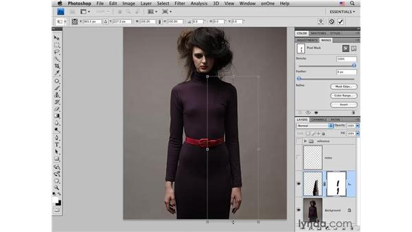 Improving the Shape of Eyes, Ears, Nose and Face: Photoshop CS4 Portrait Retouching Essential Training