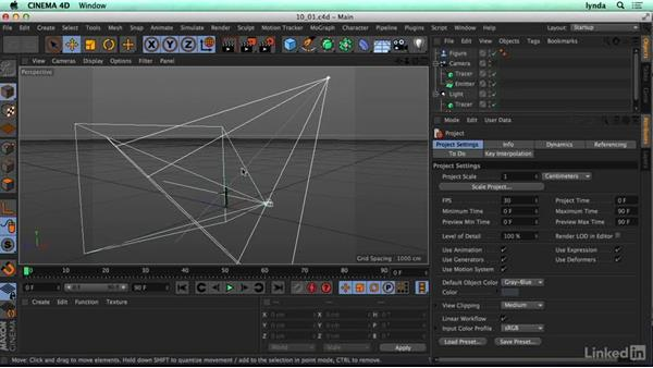 Reviewing how render engines work: CINEMA 4D R17 Essential Training