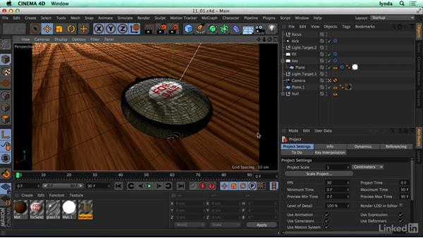 What is the 3D compositing workflow?: CINEMA 4D R17 Essential Training