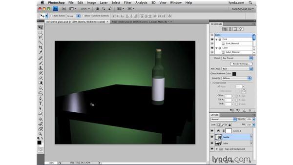 Reviewing the Photoshop CS4 3D overhaul: Photoshop CS4 Extended for 3D
