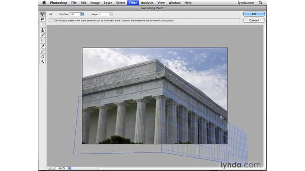 Creating 3D scenes from photos: Photoshop CS4 Extended for 3D