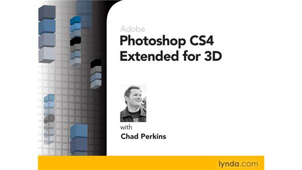 Goodbye: Photoshop CS4 Extended for 3D