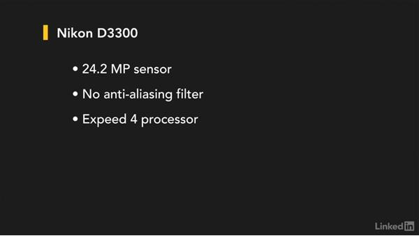 Differences between the D3200 and D3300: Up and Running with the Nikon D3200 and D3300
