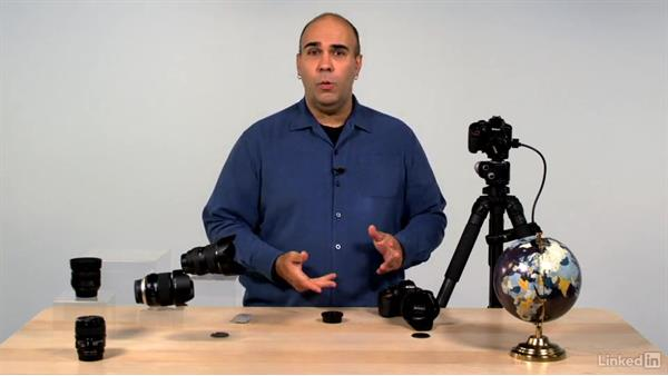 Getting ready to shoot: Up and Running with the Nikon D3200 and D3300