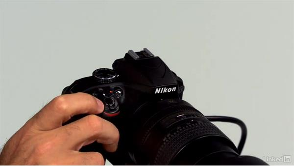 Shooting with the built-in flash: Up and Running with the Nikon D3200 and D3300