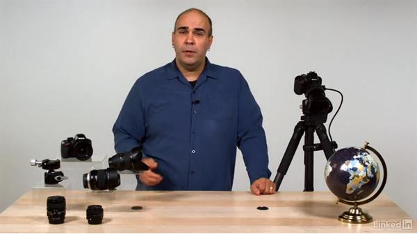 Aperture-Priority Auto mode: Up and Running with the Nikon D3200 and D3300