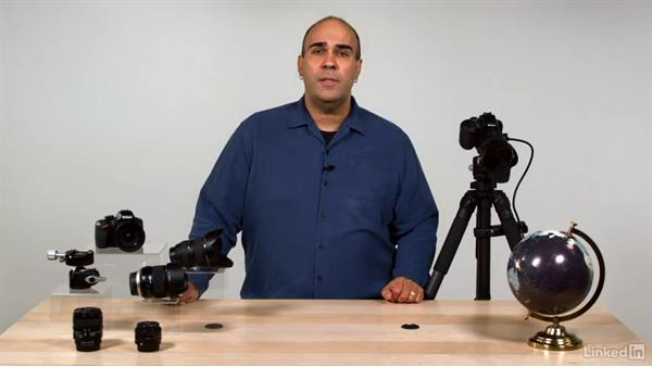 Using Live View: Up and Running with the Nikon D3200 and D3300