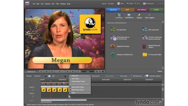 Understanding compositing: Premiere Elements 7 Essential Training