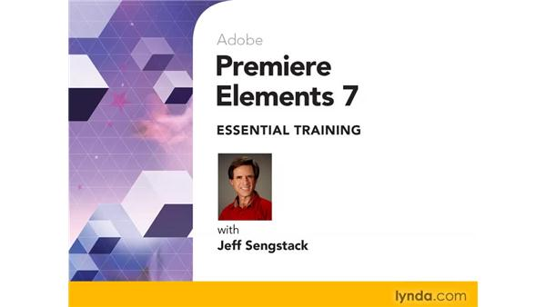 Goodbye: Premiere Elements 7 Essential Training