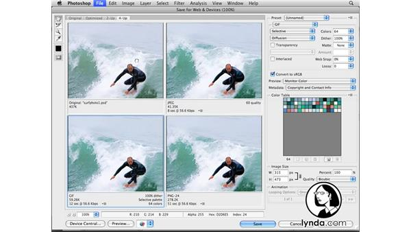 Welcome: Photoshop CS4 for the Web