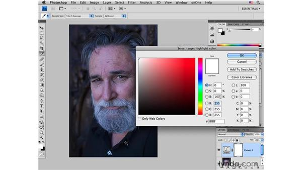 Correcting color pt. 2: Using curves : Photoshop CS4 for Photographers: Desktop Printing Techniques