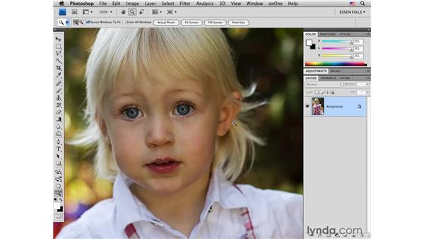 Sharpening pt. 1: Using Smart Filters: Photoshop CS4 for Photographers: Desktop Printing Techniques