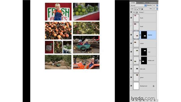 Building a creative layout pt. 2: Photoshop CS4 for Photographers: Desktop Printing Techniques