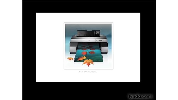 Printer recommendations: Photoshop CS4 for Photographers: Desktop Printing Techniques