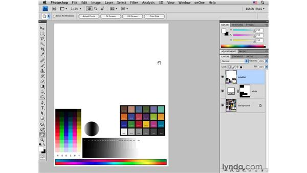 Finding sample files online for test printing: Photoshop CS4 for Photographers: Desktop Printing Techniques