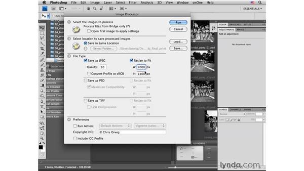 The image processor: Photoshop CS4 for Photographers: Desktop Printing Techniques
