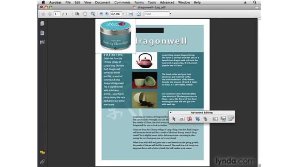 Adding a new image: Acrobat 9 Pro Tips and Tricks
