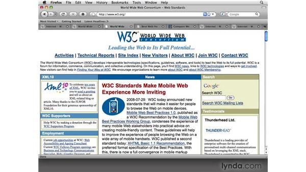 How the internet works: Web Site Planning and Wireframing: Hands-On Training