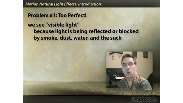 Introduction: Motion: Natural Light Effects