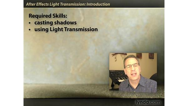 Introduction: After Effects: Light Transmission