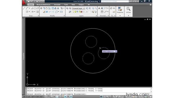Exploring Hatch settings: AutoCAD 2009: 2D Drafting Techniques