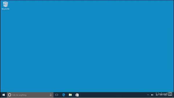 Shut down and restart: Learn Microsoft Surface: The Basics