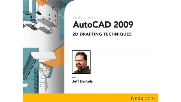 Goodbye: AutoCAD 2009: 2D Drafting Techniques