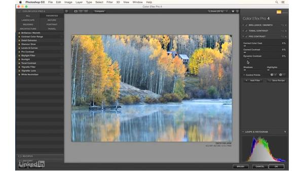 Taking a landscape through a start-to-finish workflow: Landscape Photography with Lightroom and Photoshop
