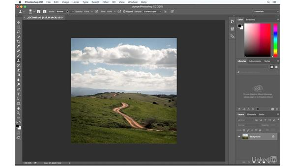 Add Photoshop to a Lightroom workflow: Introduction to Photography: Lightroom and Photoshop
