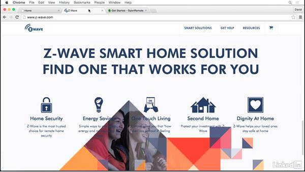 Further automate your home with Z-Wave and OpenRemote