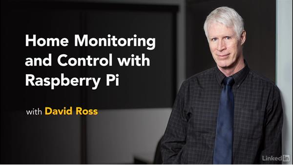 Next steps: Home Monitoring and Control with Raspberry Pi