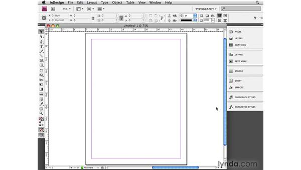 Saving a workspace: Designing a Poster
