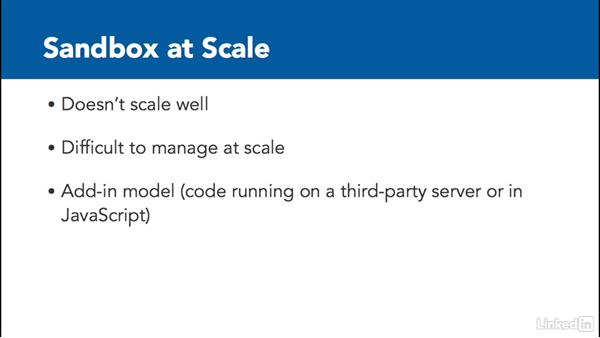 Coping with sandbox limitations: Developing SharePoint Full Trust Solutions for SharePoint 2013