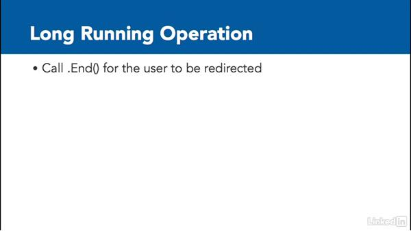 Executing long-running operations: Developing SharePoint Full Trust Solutions for SharePoint 2013