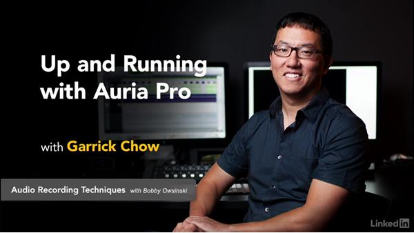 What's next?: Up and Running with Auria Pro