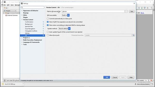 Configuring WebStorm for Go development on Windows: Code Clinic: Go