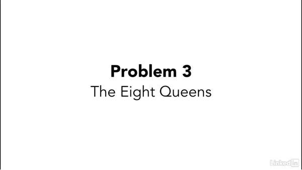 Eight queens: Code Clinic: Go