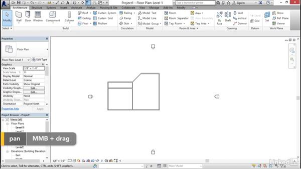 Creating an architectural test model: MEP Families in Revit