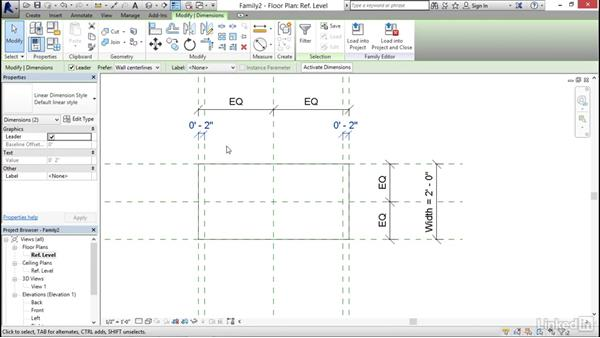 Creating a pendant light: MEP Families in Revit