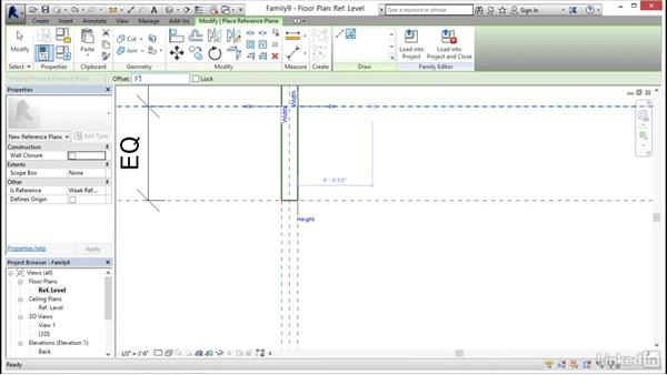 Modeling a duct accessory: MEP Families in Revit