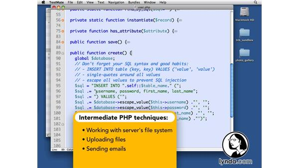 Welcome: PHP with MySQL Beyond the Basics