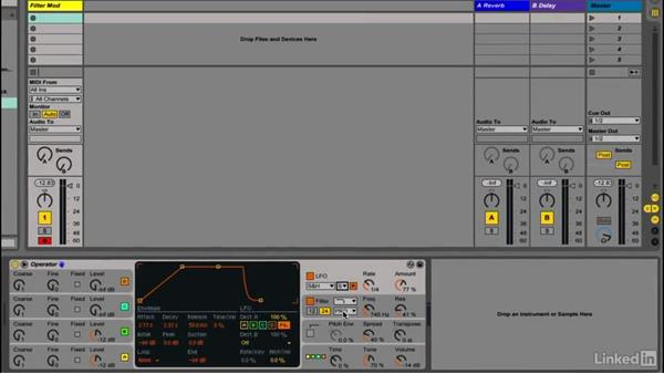 Welcome: Up and Running with Ableton Operator