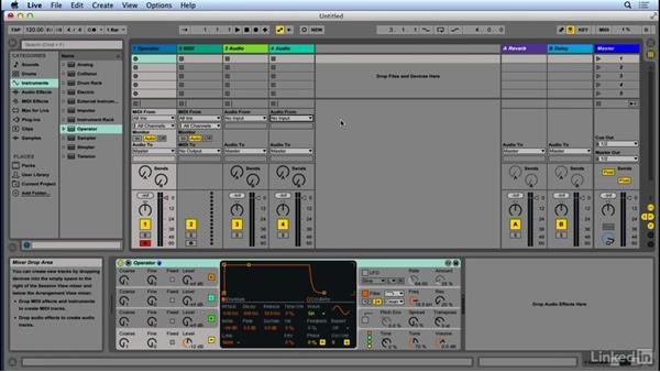 What you should know before watching this course: Up and Running with Ableton Operator
